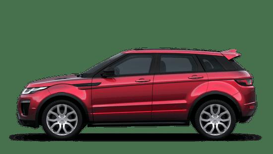 Land Rover Range Rover Evoque PCP