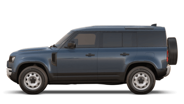 Land Rover Defender 110 Hard Top Entry