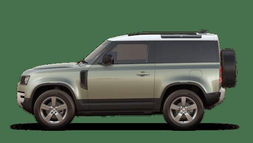 Land Rover Defender 90 Brochure