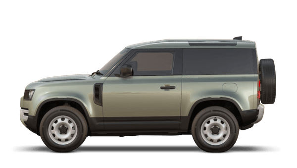 Land Rover Defender 90 Hard Top Entry