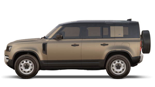 Land Rover Defender Entry