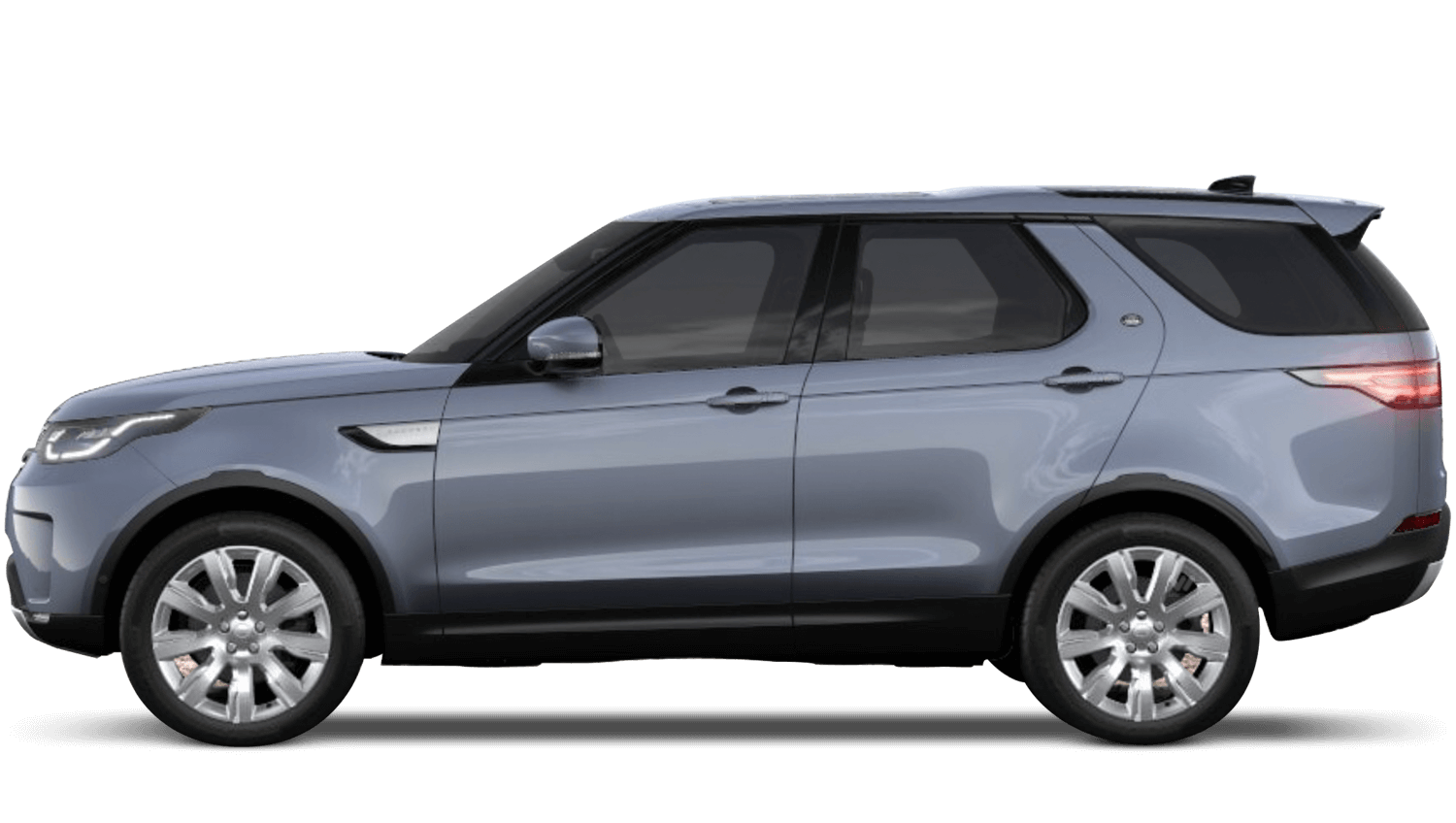 Byron Blue (Metallic) Land Rover Discovery
