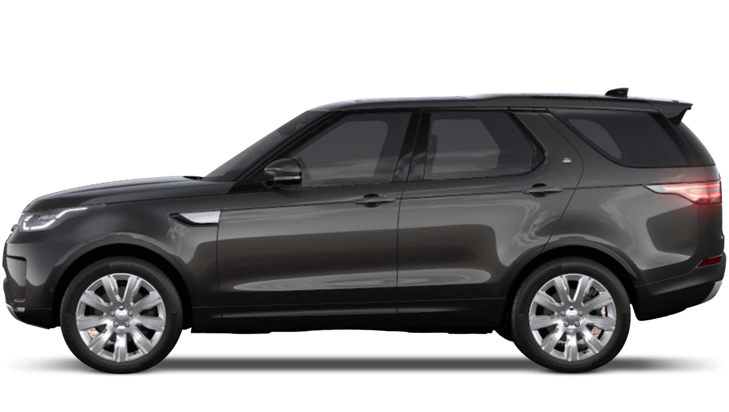 Carpathian Grey (Premium Metallic) Land Rover Discovery