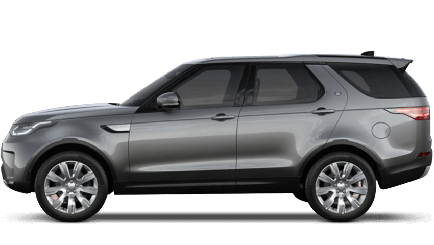 Corris Grey (Metallic) Land Rover Discovery