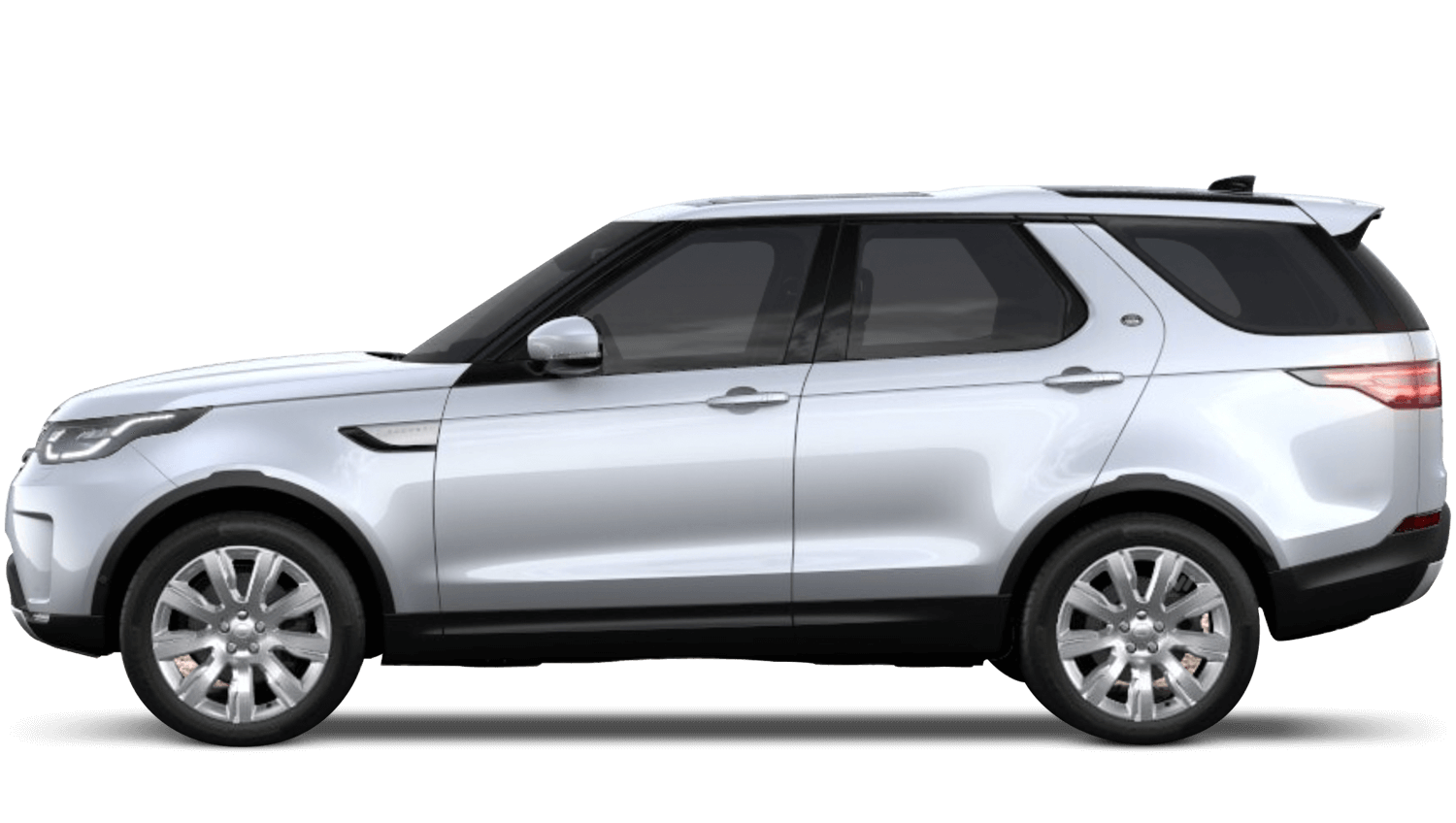 Indus Silver (Metallic) Land Rover Discovery