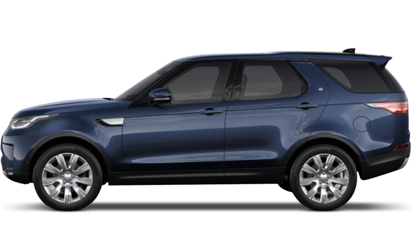 Loire Blue (Metallic) Land Rover Discovery