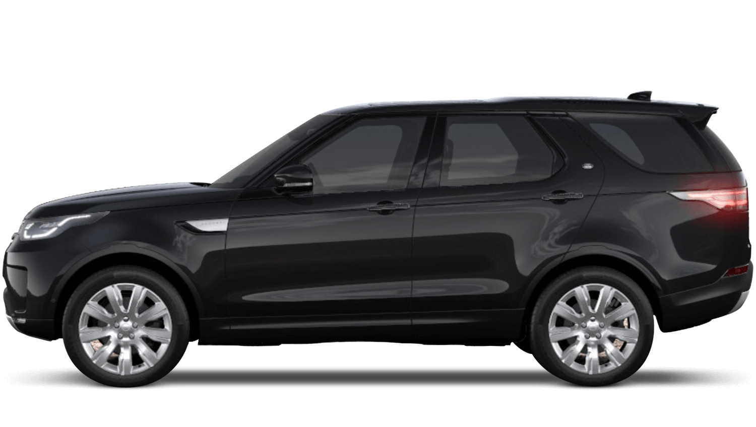 Narvik Black (Solid) Land Rover Discovery