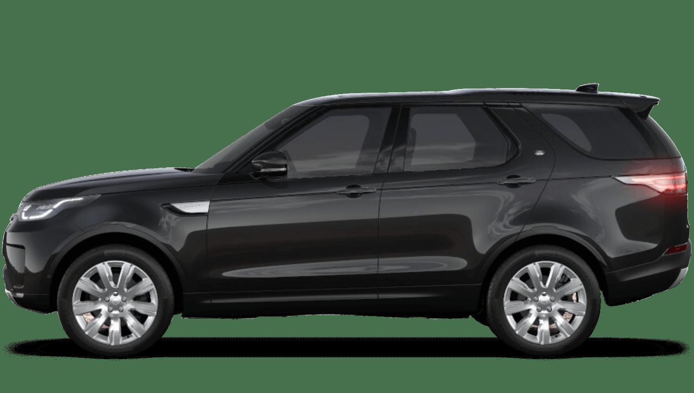 Santorini Black (Metallic) Land Rover Discovery