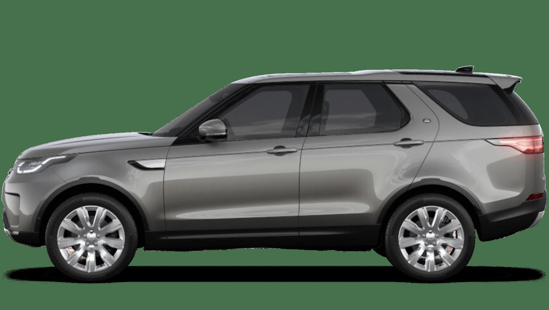 Silicon Silver (Premium Metallic) Land Rover Discovery