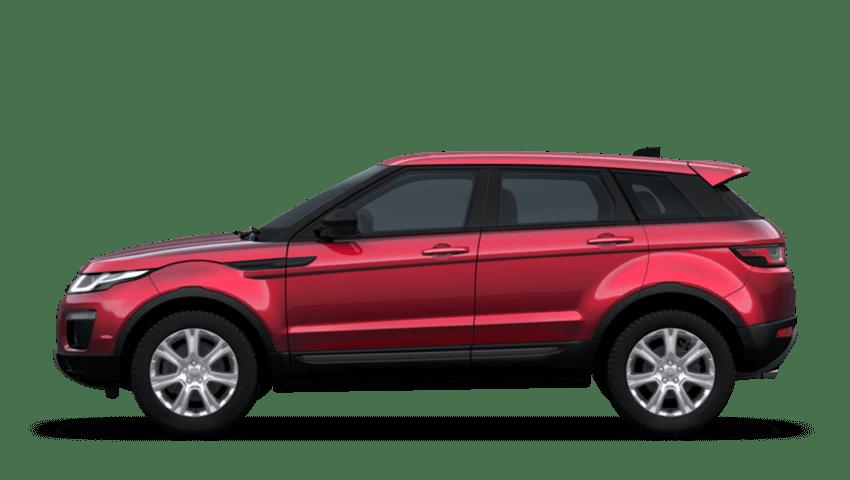 Firenze Red (Metallic) Land Rover Range Rover Evoque