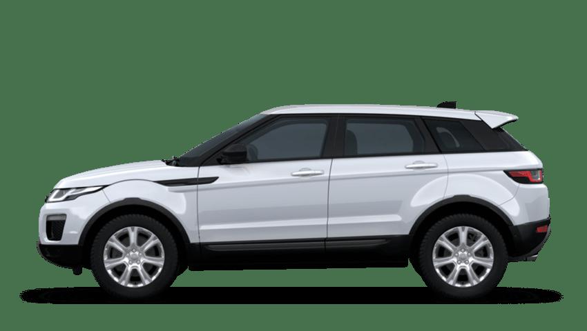Fuji White (Solid) Land Rover Range Rover Evoque