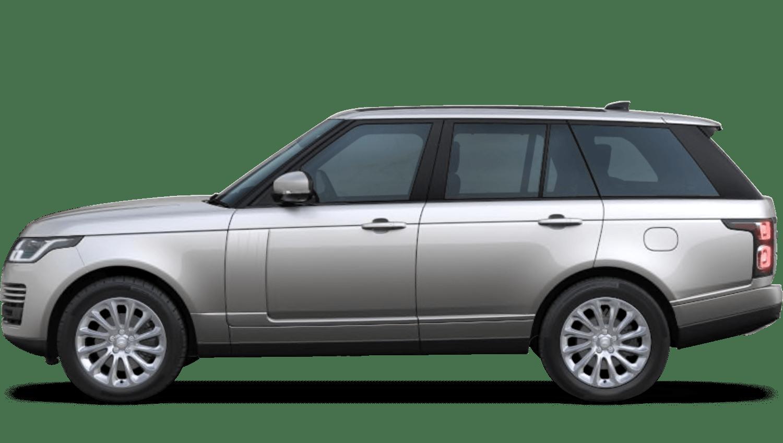Aruba (Premium Metallic) Land Rover Range Rover Phev