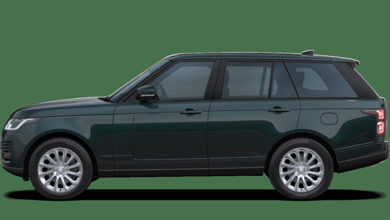 British Racing Green (Ultra Metallic) Land Rover Range Rover Phev