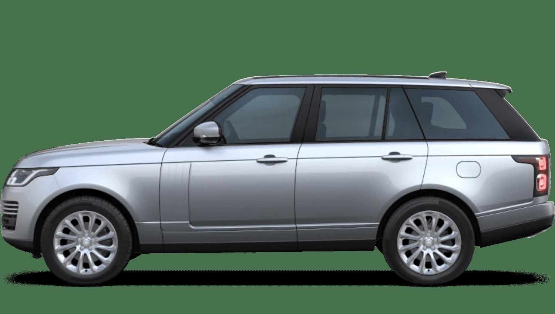 Indus Silver (Metallic) Land Rover Range Rover Phev