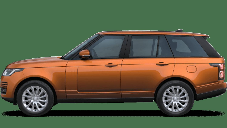 Madagascar Orange (Ultra Metallic) Land Rover Range Rover Phev