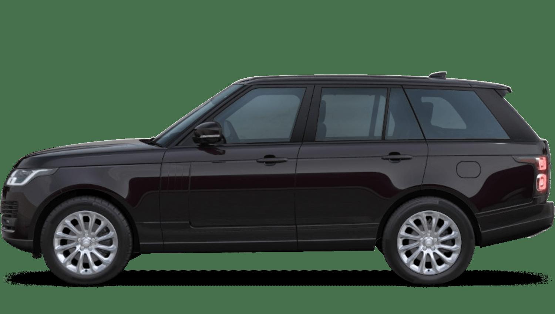 Mescalito Black (Ultra Metallic) Land Rover Range Rover Phev