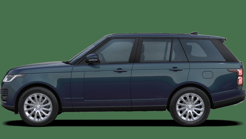 Spectral Blue (ChromaFlair) Land Rover Range Rover Phev
