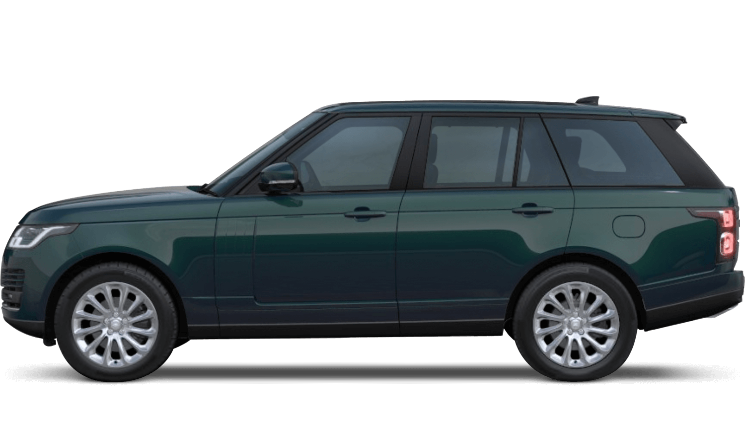 Spectral British Racing Green (ChromaFlair) Land Rover Range Rover Phev