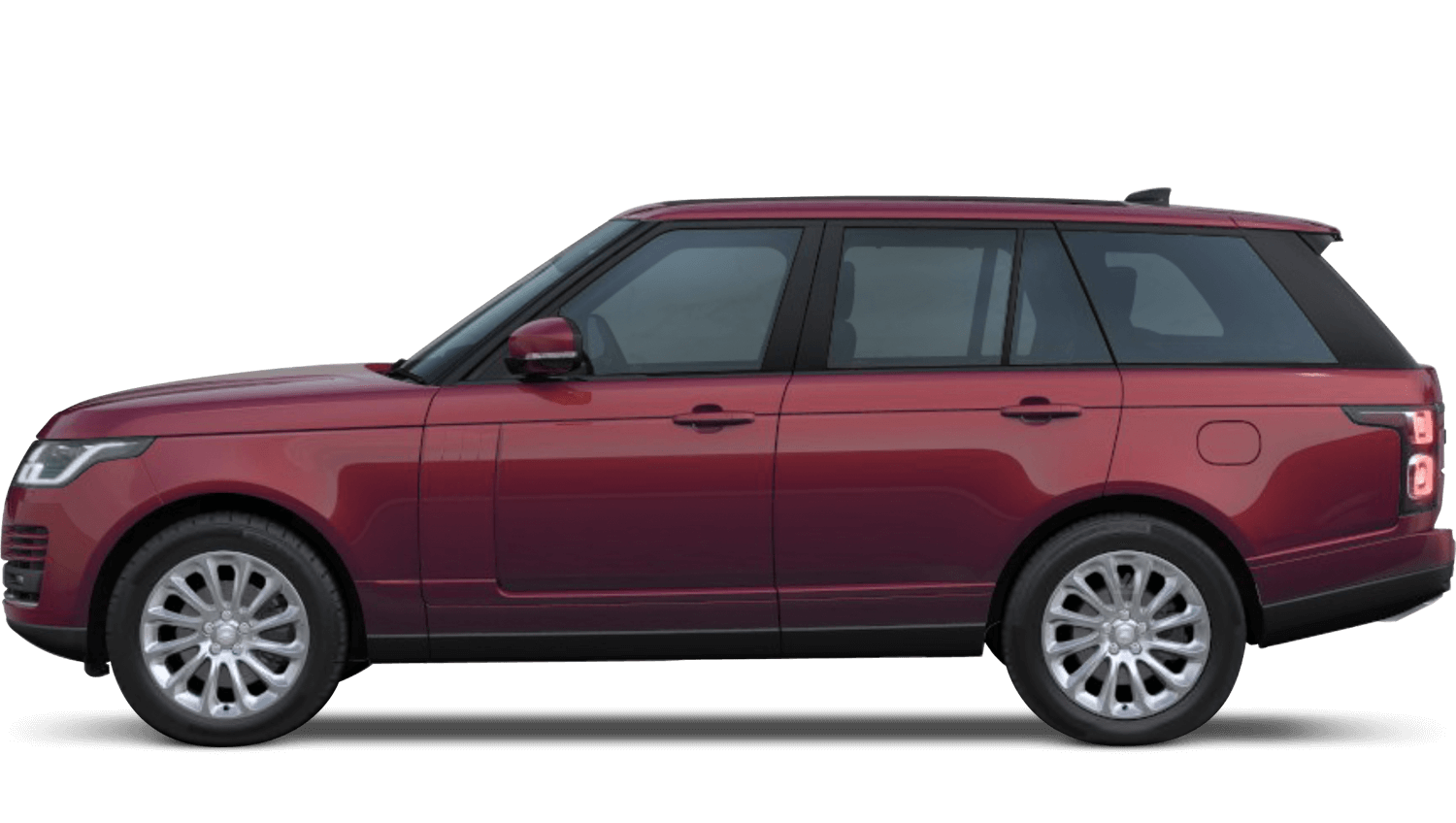 Spectral Racing Red (ChromaFlair) Land Rover Range Rover Phev