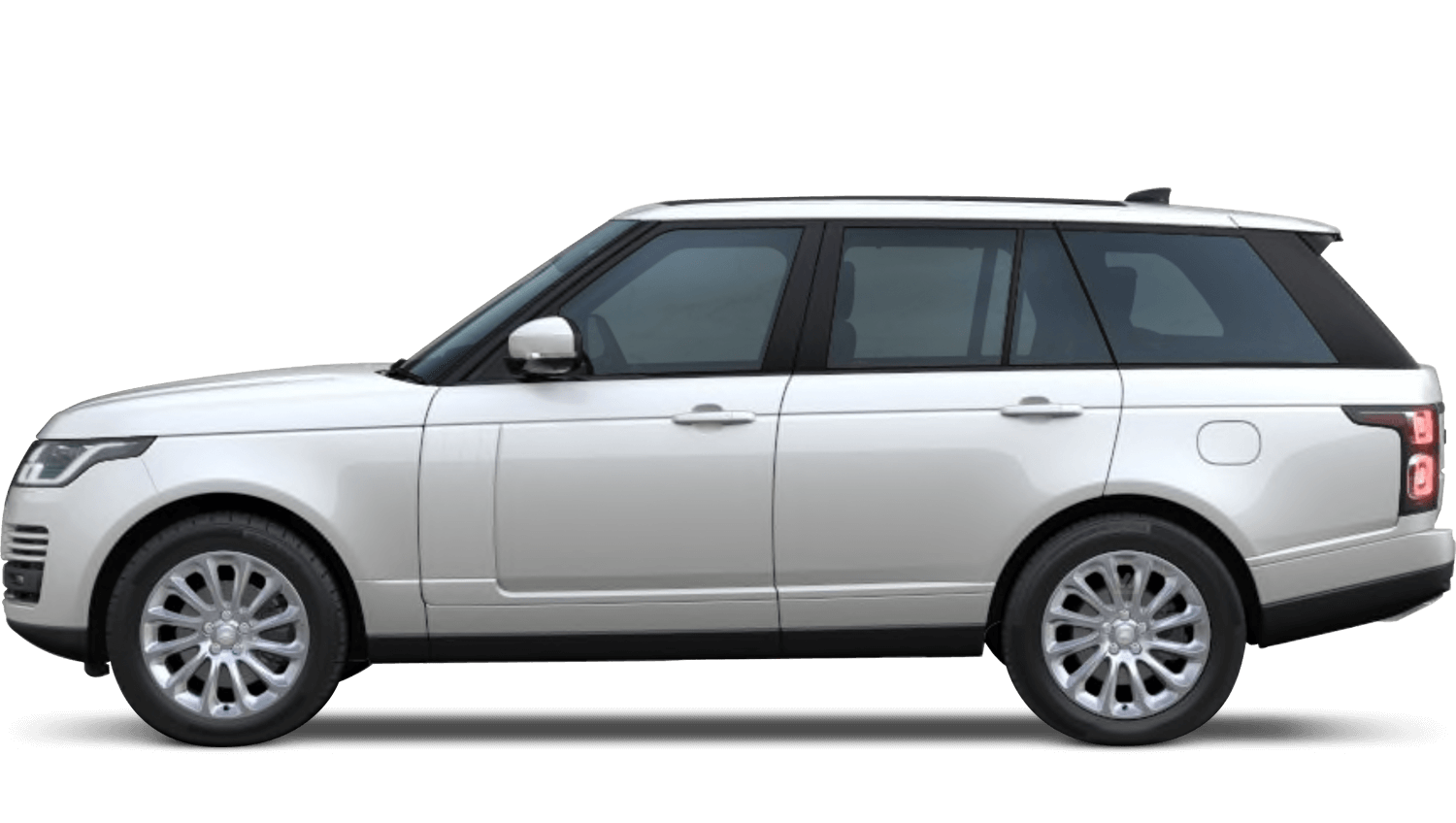 Valloire White Pearl (Pearlescent) Land Rover Range Rover Phev