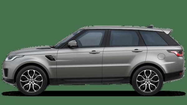 Land Rover Range Rover Sport HSE Silver