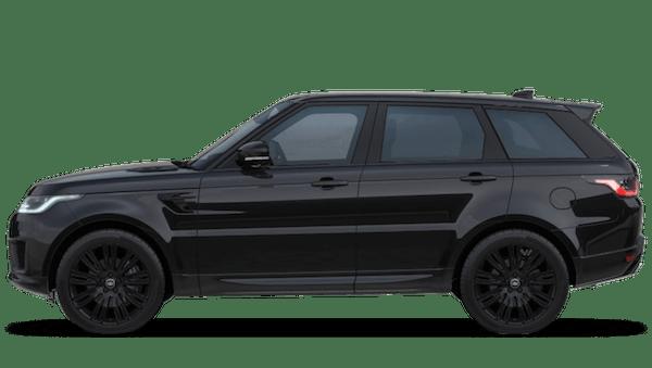 Land Rover Range Rover Sport PHEV HSE Dynamic Black