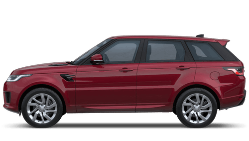 Range Rover Sport PHEV 380