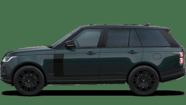 Land Rover Range Rover Westminster Black