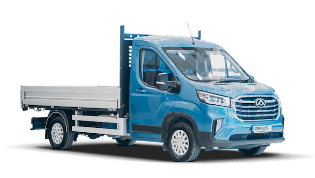 Maxus eDeliver 9 Chassis Cab