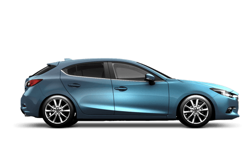 mazda 3 Hatchback Sport Nav Offer