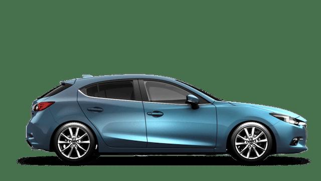 New Mazda3 SKYACTIV-G Sport Nav Offer
