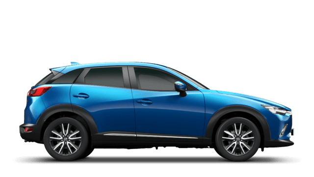 New Mazda CX-3 Sport Nav+ SKYACTIV-G Offer