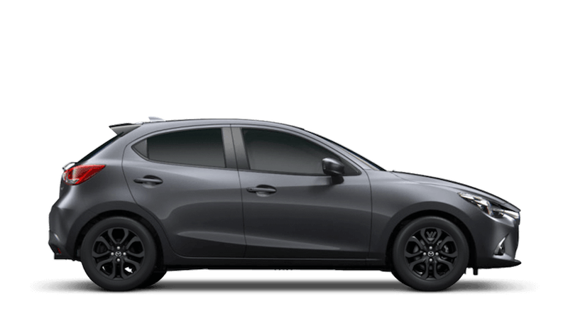 Mazda 2 Black-plus Edition