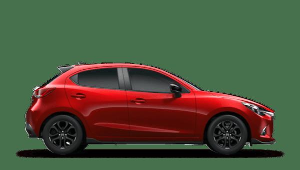 Mazda 2 Sport Black Plus