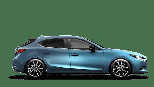 mazda 3 Hatchback Sport Black Offer