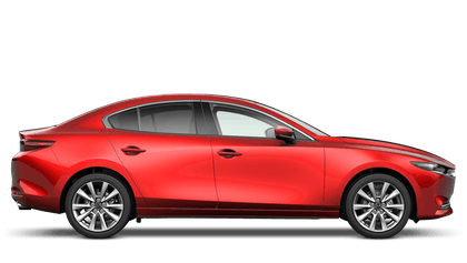 Mazda 3 Saloon New