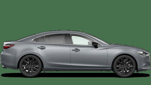 Mazda 6 Saloon Kuro Edition