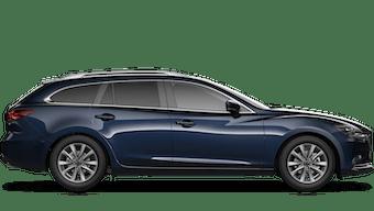 Mazda 6 Tourer Se-l Nav+