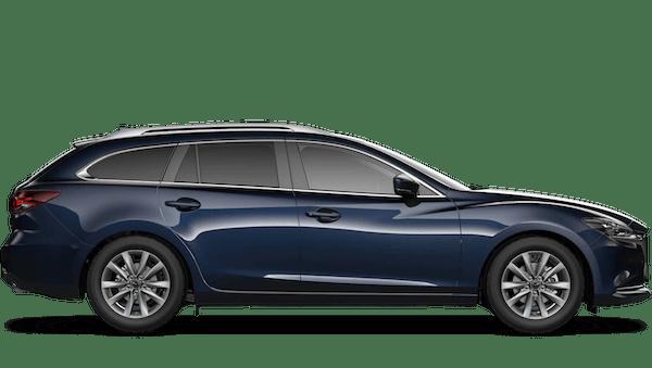 Mazda 6 Tourer Se L Nav Plus