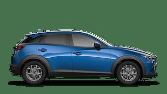 Mazda CX-3 Se-l Nav+