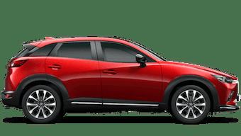 Mazda CX-3 Sport Black+
