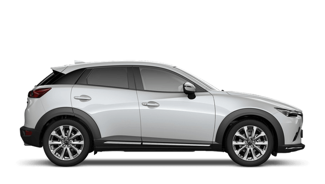 New Mazda CX-3 Sport Nav+ SKYACTIV-D Offer
