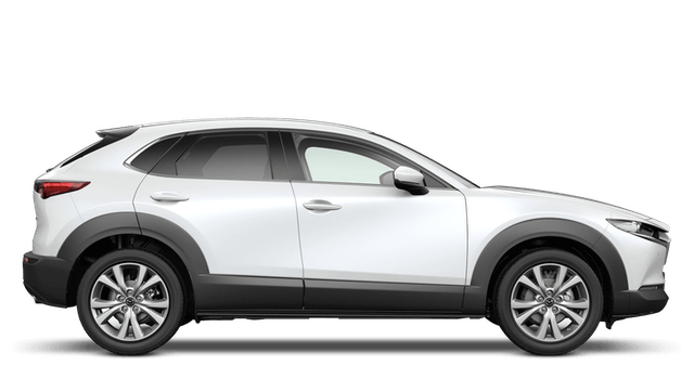 All New Mazda CX-30 Skyactiv-G Sport Lux Offer