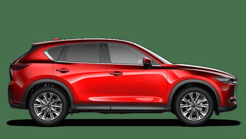 Mazda CX-5 GT Sport Nav-plus