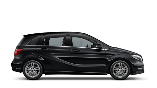 Mercedes Benz B-Class Exclusive Edition