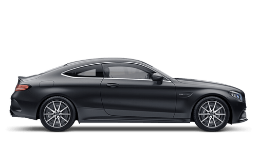 Mercedes Benz C-Class Coupe New 63 AMG