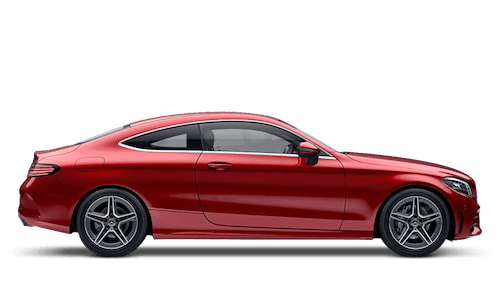Mercedes Benz C-Class Coupe New AMG Line