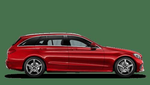 Mercedes Benz C-Class Estate AMG Line