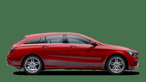 Mercedes Benz CLA-Class Shooting Brake AMG Line Edition