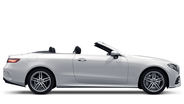 Mercedes Benz E-Class Cabriolet New